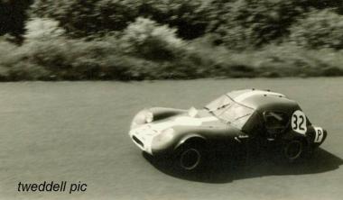 1000km race nurburgring 1966 team autocadia