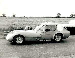 Bill Moss, Snetterton -60-3 MR