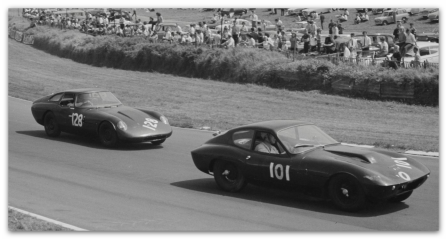 Brands Hatch Guards Trophy Chris McLaren 1964