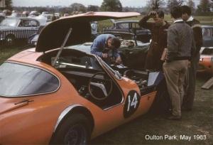 Oulton Park, May 1963