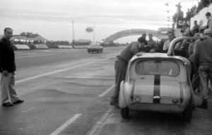 Snetterton 1961, 3 Hours, John Mitchell-3