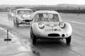 Snetterton 1961, 3 Hours, John Sutton-3