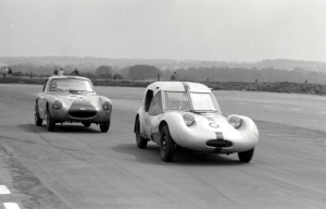 Snetterton 1961, Scott-Brown Trophy. John Mitchell-2