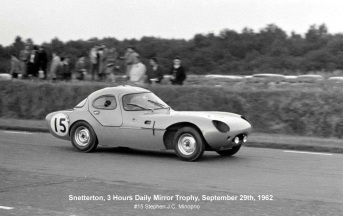 Snetterton 1962-09-29 3 Hours Daily Mirror Trophy Stephen Minoprio-3A