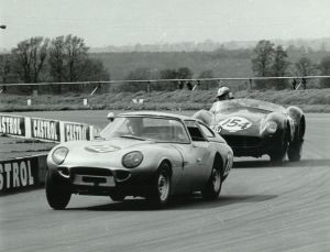 Spyder possibly Hutton AMOC 1964 LR