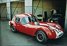Albert Powell Nürburgring 1966