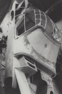 Marcos Gullwing prototype