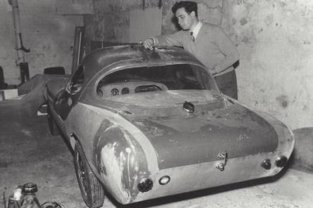 Prototype Gullwing prototype 1