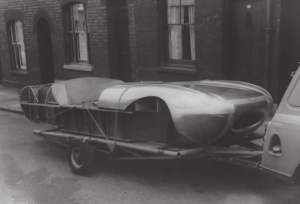 Prototype Gullwing