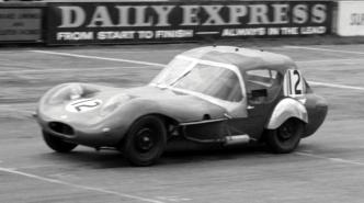 Silverstone 1963, International Trophy F1, Chris McLaren-4