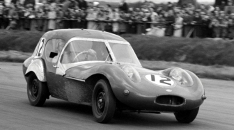Silverstone 1963, International Trophy F1, Chris McLaren-5