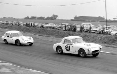 Snetterton 1961, 3 Hours, Jackie Oliver-1