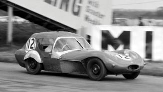 Snetterton 1963, Scott-Brown Trophy, Chris McLaren-3