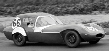 Snetterton 1963, Scott-Brown Trophy, Chris McLaren-4